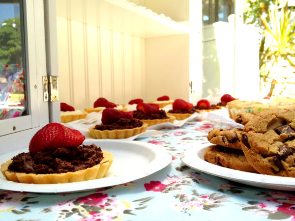 chocolate-tartlet-for-party